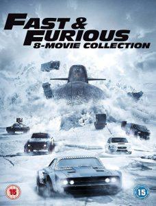 کالکشن فیلم سریع و خشن Fast & Furious