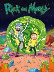 دانلود کارتون ریک و مورتی – Rick and Morty