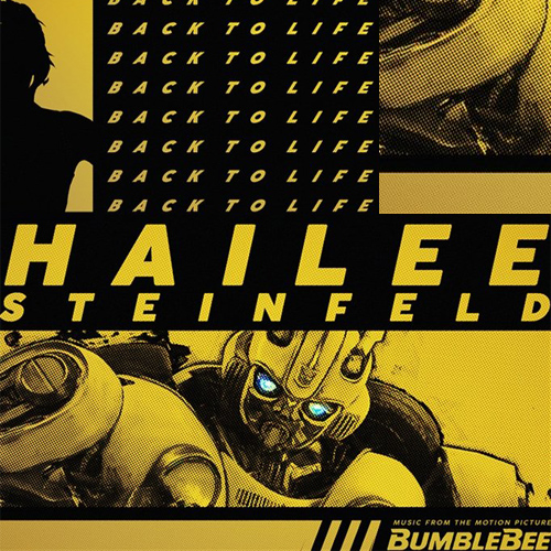 دانلود اهنگ Hailee Steinfeld بنام Back to Life
