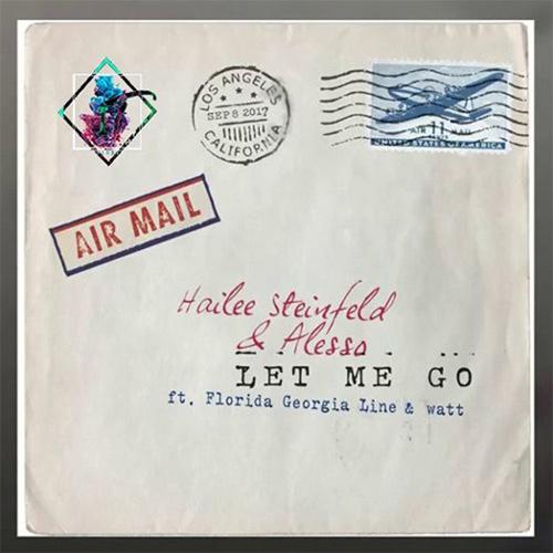 دانلود اهنگ Hailee Steinfeld بنام Let Me Go