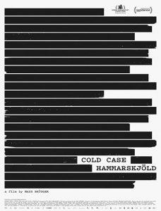 مستند Cold Case Hammarskjold 2019
