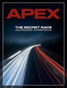 مستند APEX The Secret Race Across America 2019