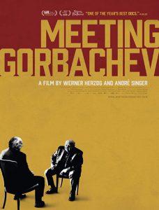 مستند Meeting Gorbachev 2018