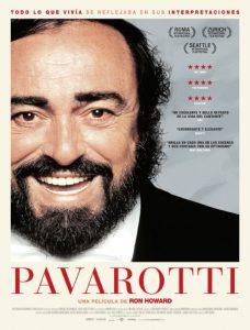 مستند Pavarotti 2019
