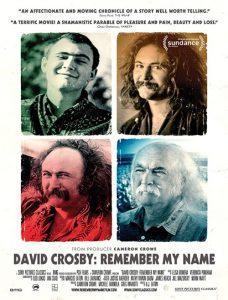 دانلود مستند David Crosby Remember My Name 2019