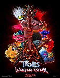 انیمیشن Trolls World Tour 2020
