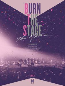 مستند Burn The Stage The Movie 2018
