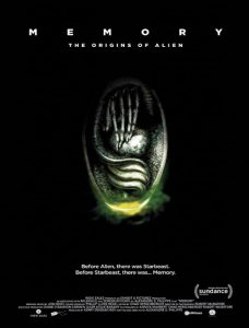 مستند Memory The Origins Of Alien 2019