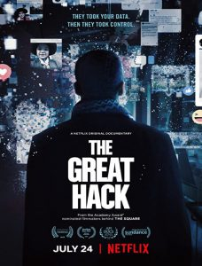 مستند The Great Hack 2019