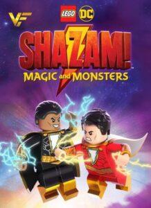 دانلود انیمیشن لگو: شزم جادو و هیولاها LEGO DC Shazam Magic And Monsters 2020
