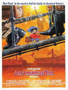 انیمیشن An American Tail 1986