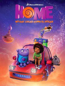دانلود انیمیشن Home 2015
