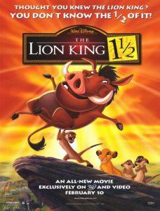 دانلود انیمیشن The Lion King 3 2004