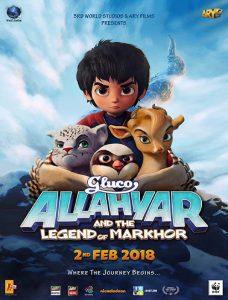 انیمیشن Allahyar And Legend Of Markhor 2018
