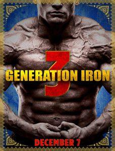 مستند Generation Iron 3 2018