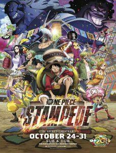 انیمیشن One Piece Stampede 2019