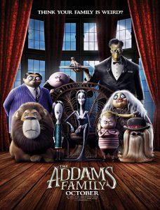 انیمیشن The Addams Family 2019