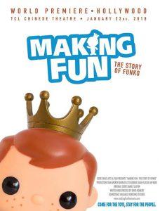 مستند Making Fun The Story Of Funko 2018