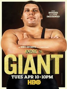 دانلود مستند Andre The Giant 2018