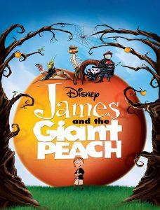 دانلود انیمیشن James And The Giant Peach 1996
