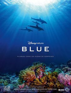 مستند Disneynature Blue 2018