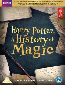 مستند Harry Potter A History Of Magic 2017