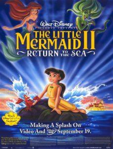 انیمیشن The Little Mermaid II 2000