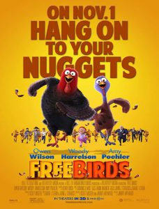 دانلود انیمیشن Free Birds 2013