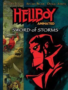 دانلود انیمیشن Hellboy Animated Sword Of Storms 2006