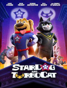 انیمیشن StarDog And TurboCat 2019