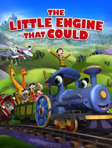 انیمیشن The Little Engine That Could 2011