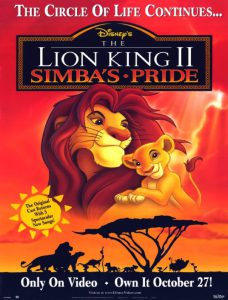 دانلود انیمیشن The Lion King II 1998