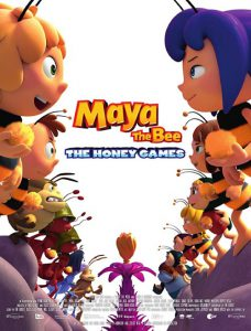 انیمیشن Maya The Bee The Honey Games 2018