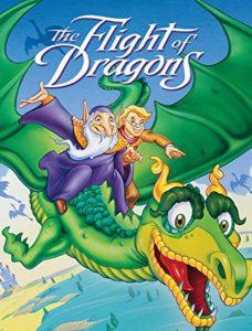 انیمیشن The Flight Of Dragons 1982