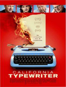 دانلود مستند California Typewriter 2016