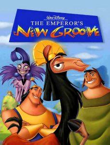 انیمیشن The Emperors New Groove 2000