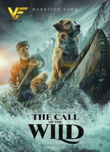 دانلود فیلم آوای وحش The Call Of The Wild 2020 دوبله فارسی