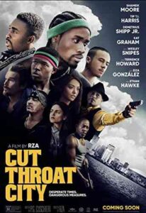 دانلود فیلم کات تروت سیتی Cut Throat City 2020
