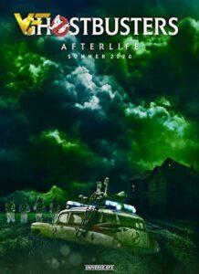 دانلود فیلم شکارچیان روح افترلایف Ghostbusters: Afterlife 2021