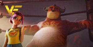 دانلود انیمیشن رامبل Rumble 2022