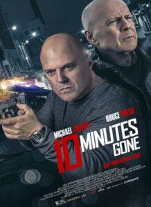 دانلود فیلم ده دقیقه تمام شد Minutes Gone 10 2019 با دوبله فارسی
