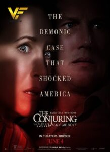 دانلود فیلم احضار 3: شیطان مرا وادار کرد The Conjuring 3: The Devil Made Me Do It 2021
