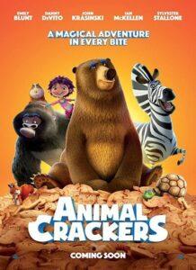 دانلود انیمیشن بیسکوئیت باغ وحشی Animal Crackers 2017