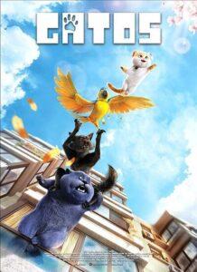 دانلود انیمیشن گربه ها و پیچتوپیا Cats and Peachtopia 2020