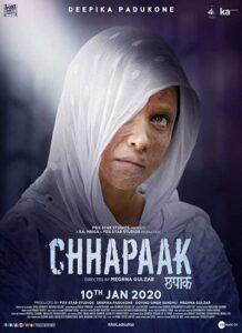 دانلود فیلم چاپاک Chhapaak 2020 با دوبله فارسی