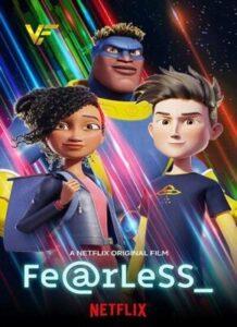 دانلود انیمیشن بیباک Fearless 2020 با دوبله فارسی