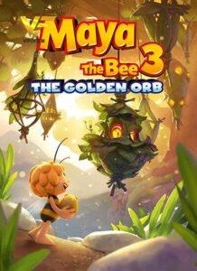 دانلود انیمیشن مایا زنبور عسل 3: گوی طلایی Maya the Bee 3: The Golden Orb 2021