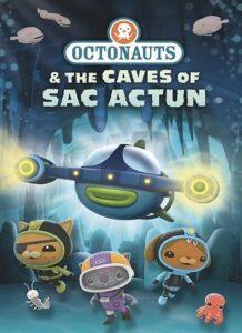 دانلود انیمیشن اکتشافات و غارهای ساک آکتون Octonauts and the Caves of Sac Actun 2020