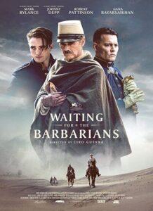 دانلود فیلم در انتظار بربرها Waiting for the Barbarians 2020 با دوبله فارسی