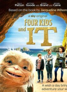 دانلود فیلم چهار بچه و موجود شنی Four Kids and It 2020